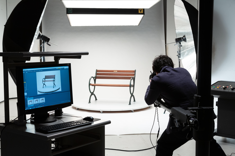 オブジェクトVR撮影方法
