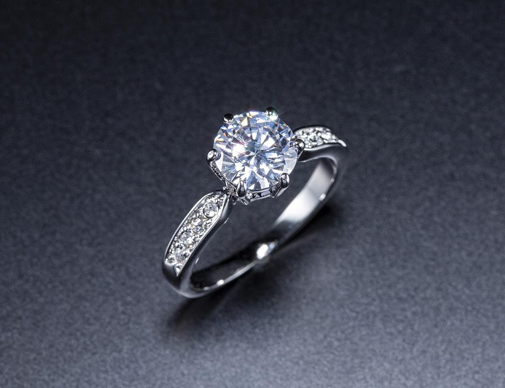 指輪オブジェクトVR