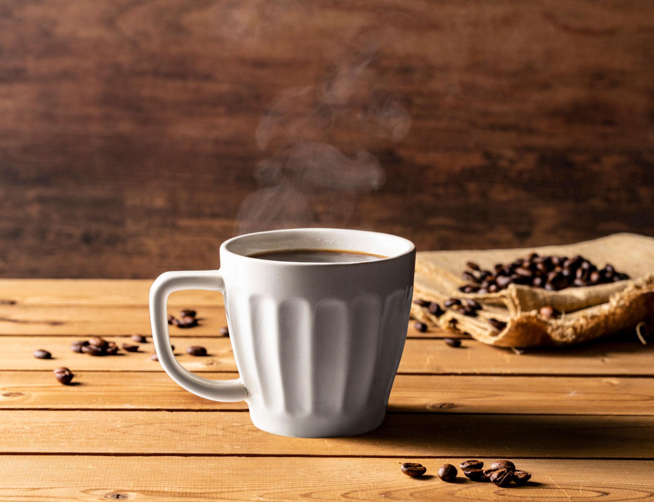 コーヒー オブジェクトVR